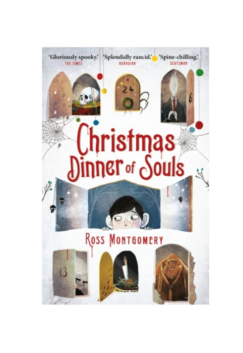 Montgomery R. Christmas Dinner of Souls riggs r miss peregrine 3 library of souls