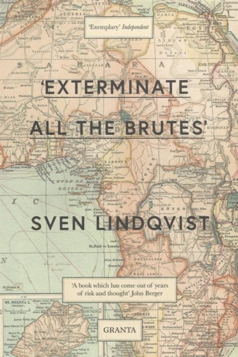 Lindqvist S. Exterminate All The Brutes кольцо из розового золота 81842