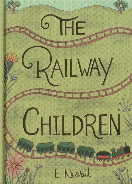 лучшая цена Nesbit E. The Railway Children