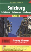 Salzburg / Зальцбург. City pocket + The Big Five