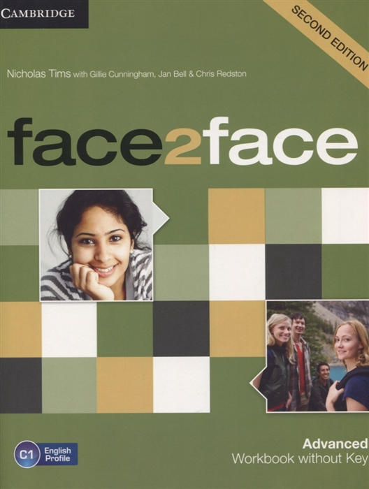 Tims, Nicholas Face2Face 2Ed Advanced Work book without key C1