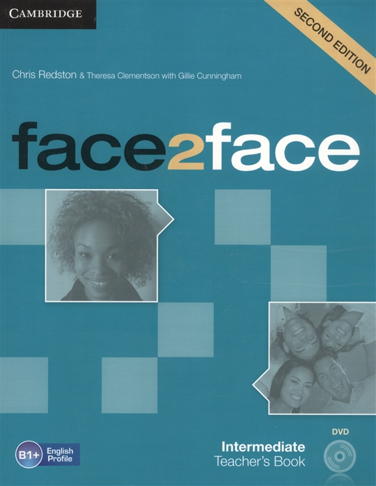 Redston C., Clementon T. Face2Face Intermediate Teacher s Book B1 DVD redston c face2face pre intermediate students book with dvd rom 2nd edition