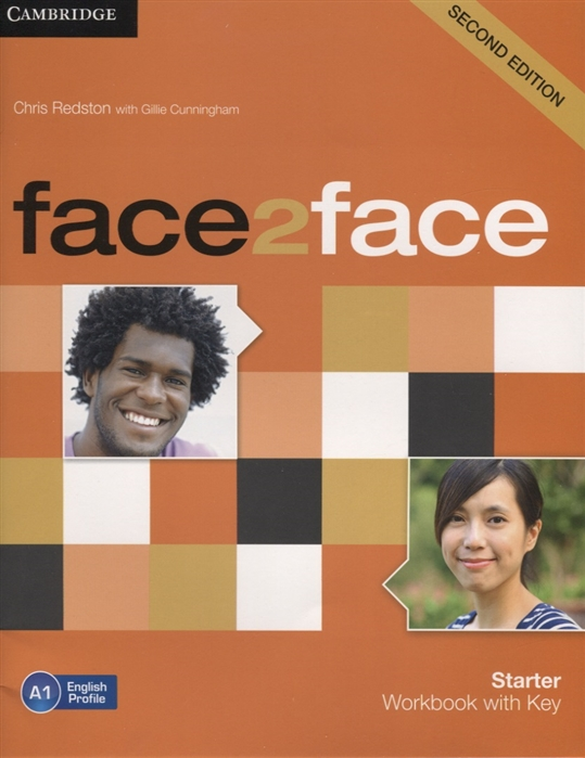 Redston C., Cunningham G. Face2Face Starter Workbook with key A1