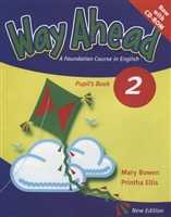 Way Ahead 2. Pupil's Book. A Foundation Course in English (+CD-ROM)