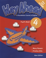 Way Ahead 4 Pupil's Book. A Foudation Course in English (+CD)