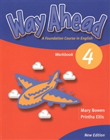 Way Ahead 4. A Foundation Course in English. Workbook