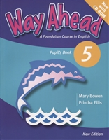Way Ahead 5 Pupil's Book. A Foudation Course in English (+CD)