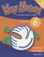Way Ahead 6 Pupil's Book. A Foudation Course in English (+CD)