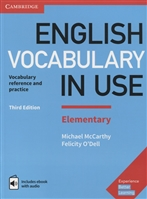 English Vocabulary in Use. Elementary. 3ED Book with Answers and Enhanced eBook