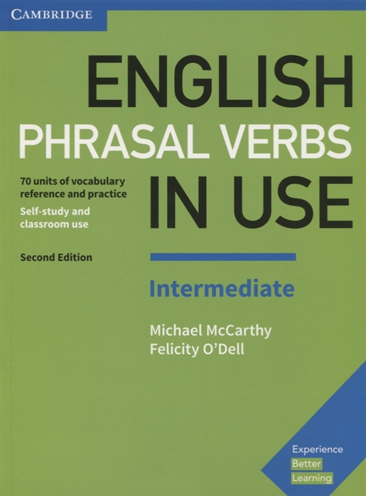 Mccarthy Michael English Phrasal Verbs in Use Intermediate Book with Answers цены