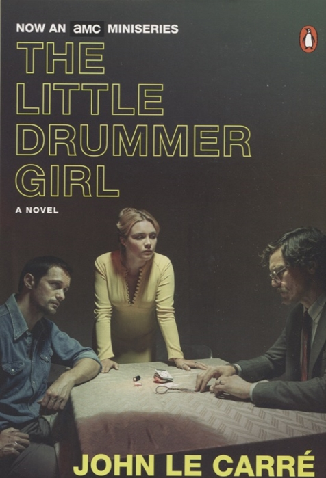 Carrе J. The Little Drummer Girl