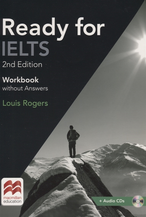 Rogers L. Ready for IELTS Workbook Without answers 2nd Edition 2CD thomas barbara thomas amanda complete first workbook without answers cd