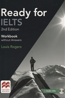 Ready for IELTS. Workbook. Without answers. 2nd Edition (+2CD)