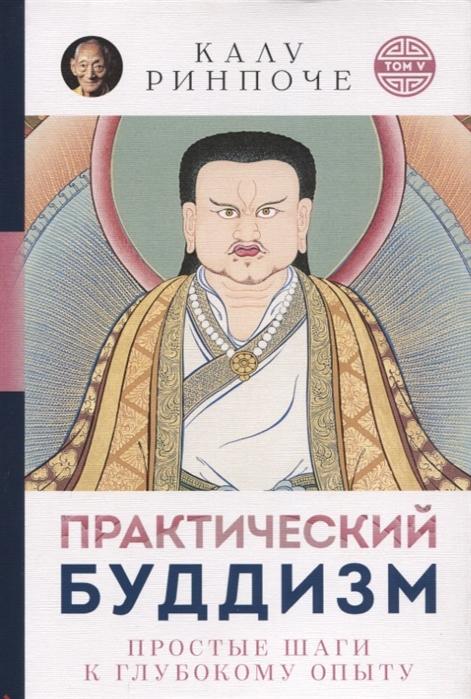 Ринпоче К. Практический буддизм Простые шаги к глубокому опыту цены