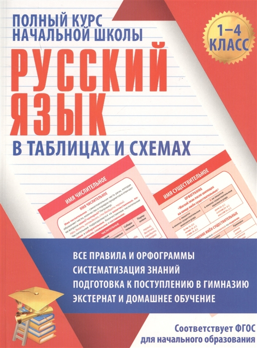 Жуковина Е. Русский язык в таблицах и схемах для учащихся начальных классов жуковина е русский язык в таблицах и схемах для учащихся начальных классов