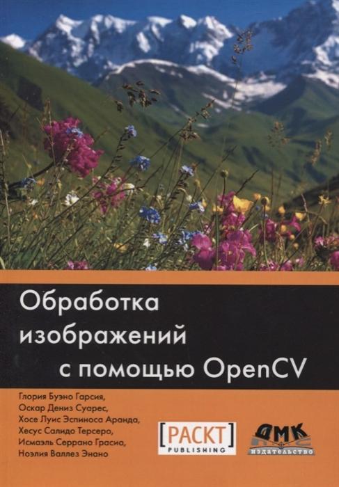 Буэно Г., Дениз О., Луис Х. и др. Обработка изображений с помощью Open CV