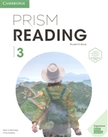 Prism Reading. Level 3. Student's Book with Online Workbook