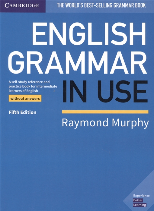 Murphy R. English Grammar In Use Book without answers murphy raymond english grammar in use book without answers