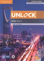 Unlock. Basic Skills. Student's Book. English Profile Pre A1