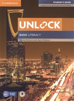 Unlock. Basic Literacy. Student's Book. English Profile Pre A1