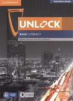Unlock. Basic Literacy. Teacher's Book. English Profile Pre A1