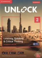 Unlock. Level 2. Listening, Speaking & Critical, Thinking. Student`S Book. English Profile A2