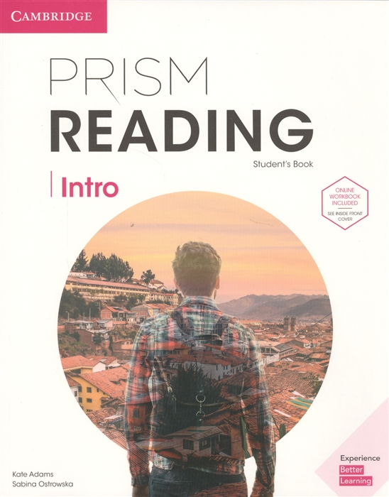 Фото - Adams K., Ostrowska S. Prism Reading Intro Student s Book with Online Workbook mccarter s ielts introduction student s book