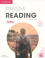 Prism Reading. Intro. Student's Book with Online Workbook