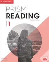 Prism Reading. Level 1. Teacher's Manual