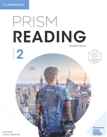 Prism Reading. Level 2. Student's Book with Online Workbook