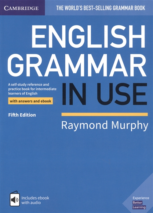 Murphy R. English Grammar In Use Book with answers and interactive ebook murphy raymond english grammar in use book without answers