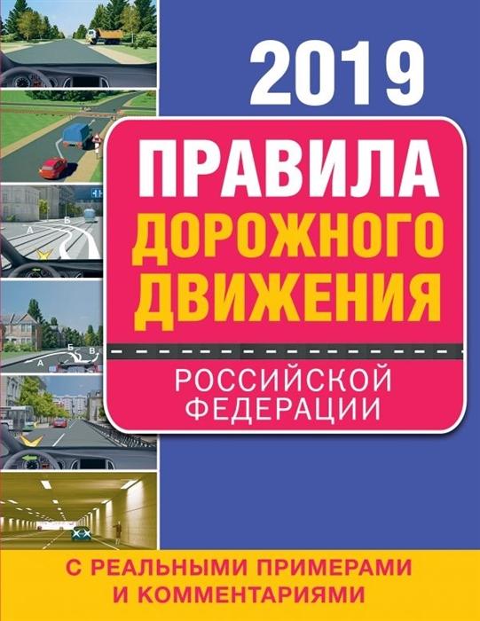 Давыденко Е. (сост.) Правила дорожного движения 2019 с реальными примерами и комментариями стоимость