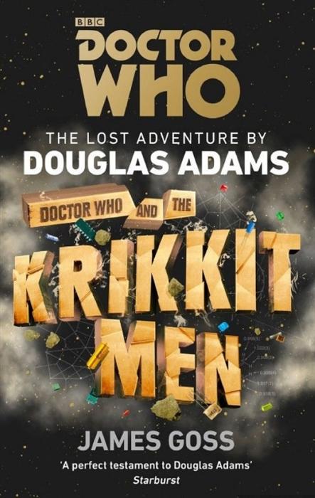 Adams D. Doctor Who and the Krikkitmen