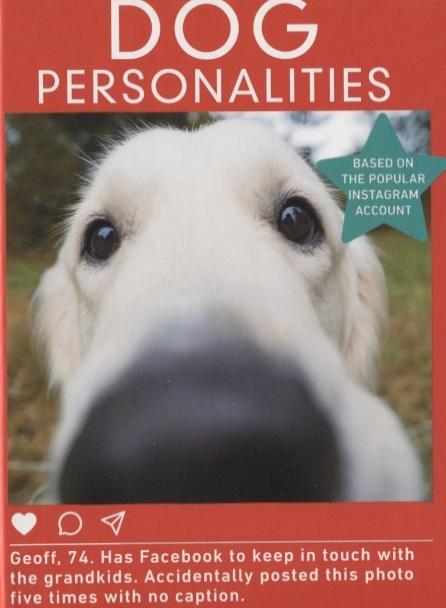 Yates J. Dog Personalities
