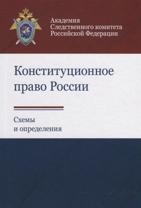 цена на Багмет А., Бычкова Е., Сунцова Е. Конституционное право России Схемы и определения