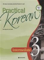 Practical Korean Vol 3 - Book with CD/ Практический курс корейского языка. Часть 3 - Книга с CD (на корейском и английском языках)