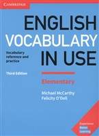English Vocabulary in Use. Elementary. Vocabulary reference and practice with answers