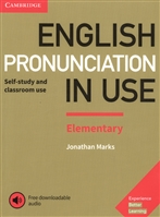 English Pronunciation in Use. Elementary. Self-study and classroom use