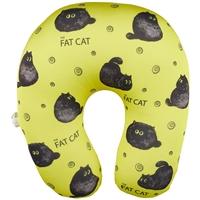 Подголовник-антистресс Fat Cat (35х35)