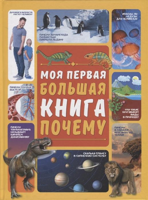 Ермакович Д. Моя первая большая книга ПОЧЕМУ большая книга почему