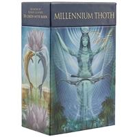 Millennium Thoth Tarot = Таро Миллениум Тота (78 карт + мультиязычная инструкция)