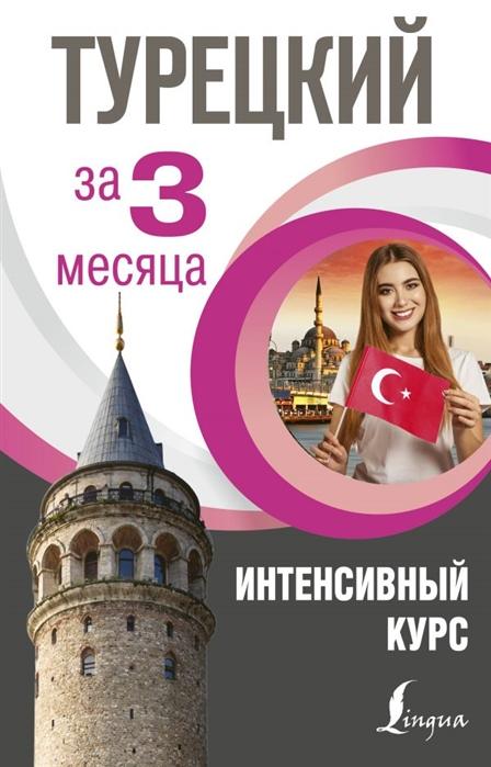 Кальмуцкая С. Турецкий за 3 месяца Интенсивный курс турецкий за 30 дней