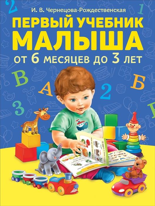 Чернецова-Рождественская И. Первый учебник малыша От 6 месяцев до 3 лет связать конверт для малыша от 0 до 6 месяцев спицами