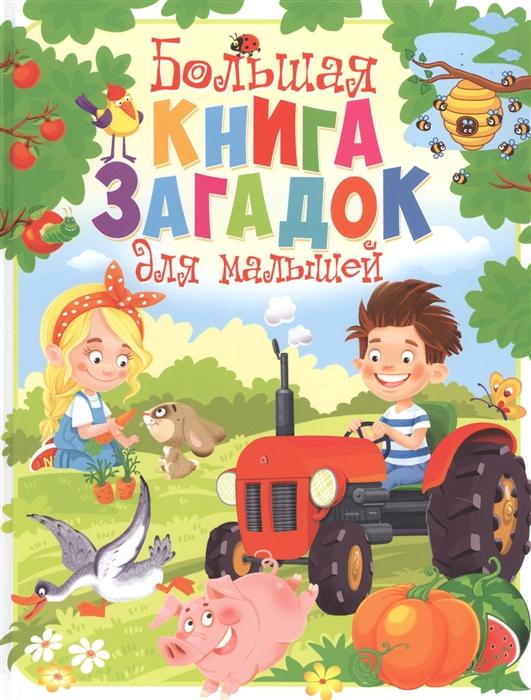 цена на Скиба Т. (сост.) Большая книга загадок для малышей