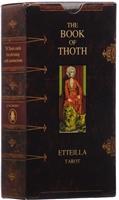 The Book of Thoth. Таро Гранд Эттейла. 78 карт + инструкция