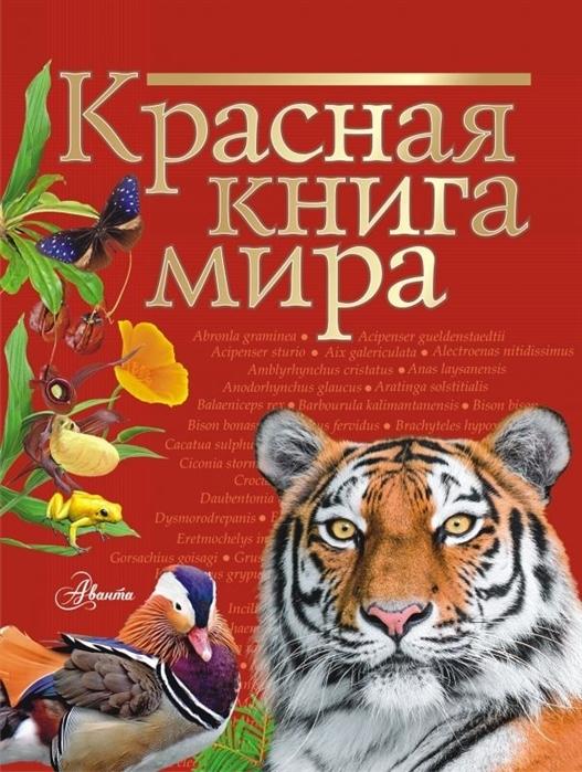 Молюков М., Пескова И. Красная книга мира