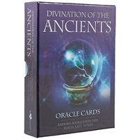Divination Of The Ancients. Oracle cards
