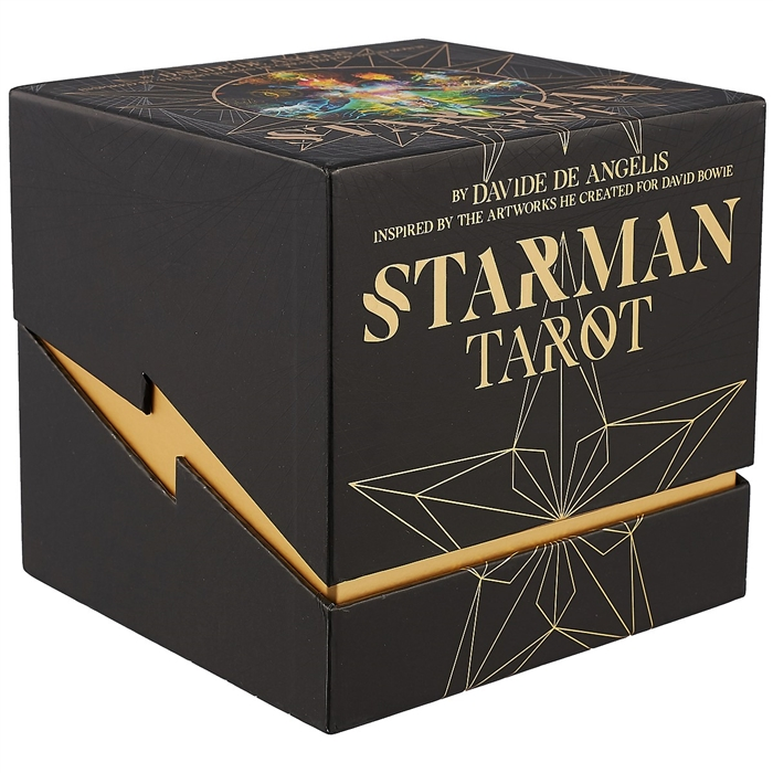 Анджелис Д. Таро Starman Tarot карты таро u s games systems мечты гайи dreams of gaia tarot