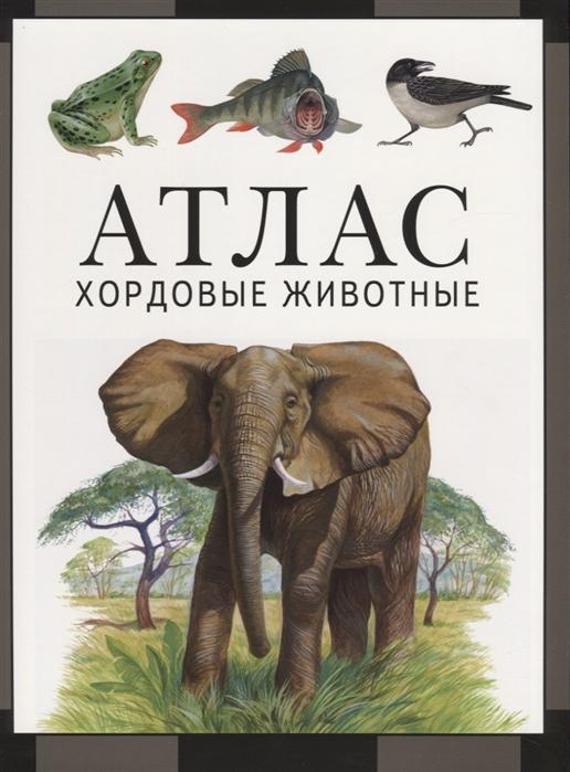 Дольник В., Козлов М. Атлас Хордовые животные для животных относящихся к типу хордовые характерно наличие