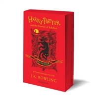 Harry Potter and the Prisoner of Azkaban. Gryffindor Edition Paperback